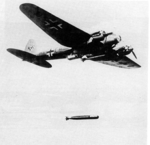 Bombardements 1940-1944 du camp de Pruniers Boum